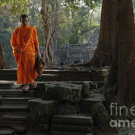 Bob Christopher - Buddhist Monk Cambodia