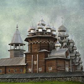 Juli Scalzi - Transfiguration Cathedral. Kizhi Island. Russia