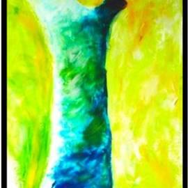 Carol Rashawnna Williams - Tree 1 Peninsula Rain Forest