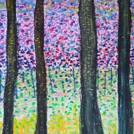 Oliver Wong - Trees