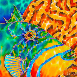 Daniel Jean-Baptiste - Trigger and Brain Coral