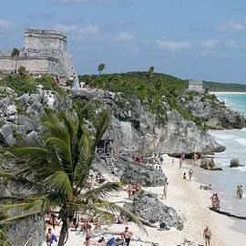 Keith Stokes - Tulum Ruins and Beach