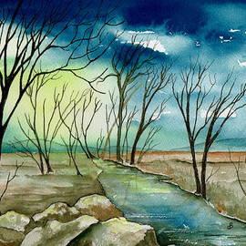 Brenda Owen - Turbulent Sky