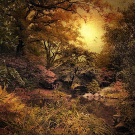 Jessica Jenney - Twilight Autumn Garden