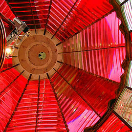 Nick Kloepping - Umpqua River Lighthouse Lens