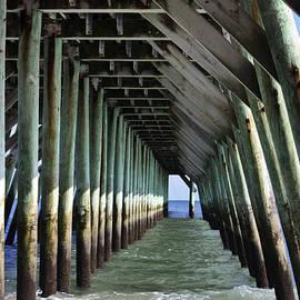 Teresa Mucha - Under the Pier