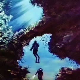 Peggy Miller - Underwater Beauty