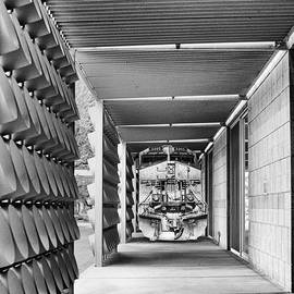 William Dey - UNION PACIFIC 2 BW Palm Springs