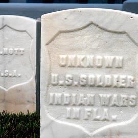 Warren Clark - Unknown Soldier of Florida Wars