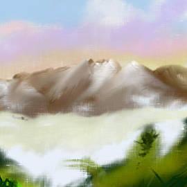 Nicla Rossini - Untitled - Landscape