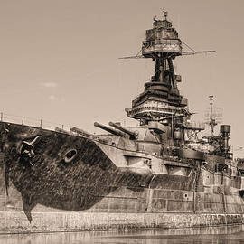 JC Findley - USS Texas BW