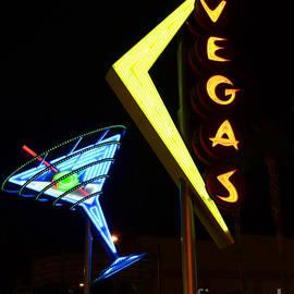 Bob Christopher - Vegas And Martini Neon