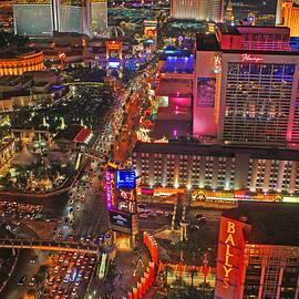 Randy Harris - Vegas Strip
