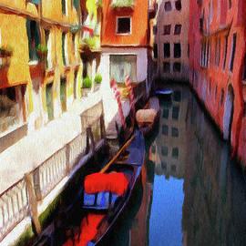 Jeff Kolker - Venetian Canal