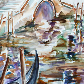 Xueling Zou - Venice Impression I