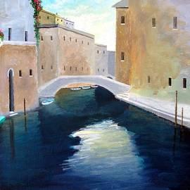 Larry Cirigliano - Venice Water Dance