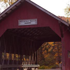 Robert  Torkomian - Vermont Covered Bridge