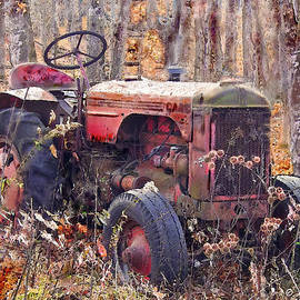 Dr Bob and Nadine Johnston - Vermont Farm Antique Tractor
