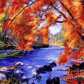 David Lloyd Glover - Vermont River