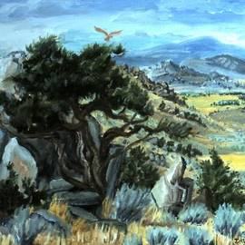 Dawn Senior-Trask - View from Little Mountain