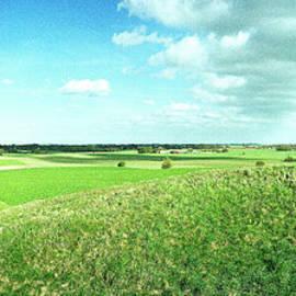 Jan Faul - Viking Burial Mounds