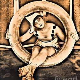 Tisha McGee - Vintage Swimmer