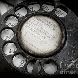 Lainie Wrightson - Vintage Telephone