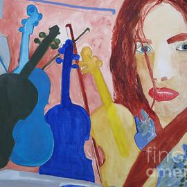 Sandy McIntire - Violin or Fiddle