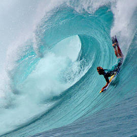 Kevin Smith - Waimea Bodyboarder