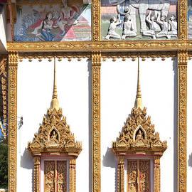 Gerry Gantt - Wat Kan Luang Ubosot Windows DTHU189