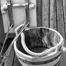Ruth H Curtis - Water Bucket BW