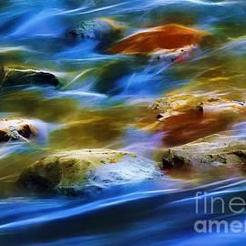 Judi Bagwell - Water over Rocks