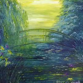 AmaS Art - Waterlily Pond