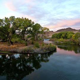 Kurt Golgart - Westerly Skies at Sunrise