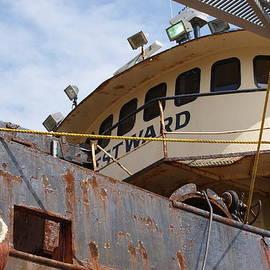 Lois Lepisto - Westward at Shipyard
