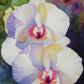 Kerri Ligatich - White Orchids