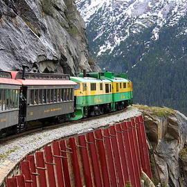 Laurel Talabere - White Pass Train Ride