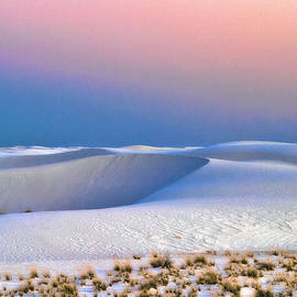 Lou  Novick - White Sands 7