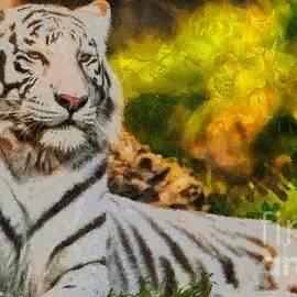 Elizabeth Coats - White Tiger