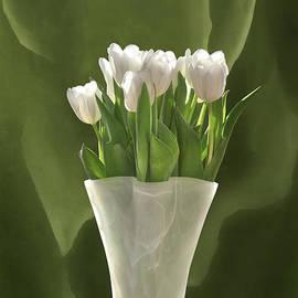 Johnny Hildingsson - White tulips