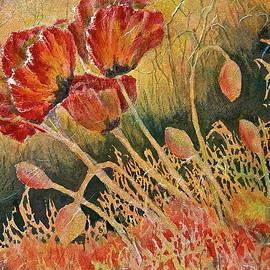Carolyn Rosenberger - Windblown Poppies