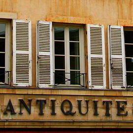 Laurel Talabere - Windows of Antiquites