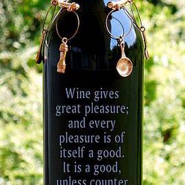 Renee Trenholm - Wine Gives Great Pleasure