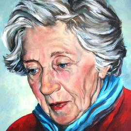 Jolante Hesse - Winter Portrait Sophia