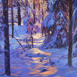 David Lloyd Glover - Winter