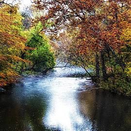 Bill Cannon - Wissahickon Creek Morning
