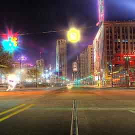 Nicholas  Grunas - Woodward Ave Detroit MI