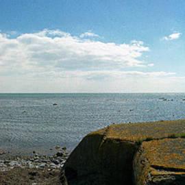 Jan Faul - WW2 Bunker ovrlooking Kattegat