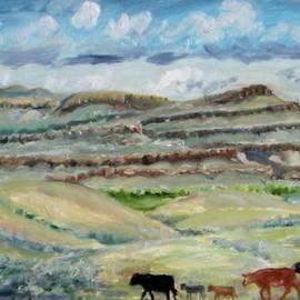 Dawn Senior-Trask - Wyoming Ranchland - SOLD