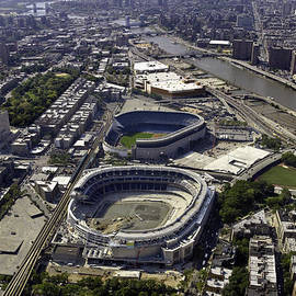 Paul Plaine - Yankee Stadium Aerial